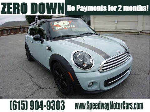 2014 MINI Clubman for sale at Speedway Motors in Murfreesboro TN