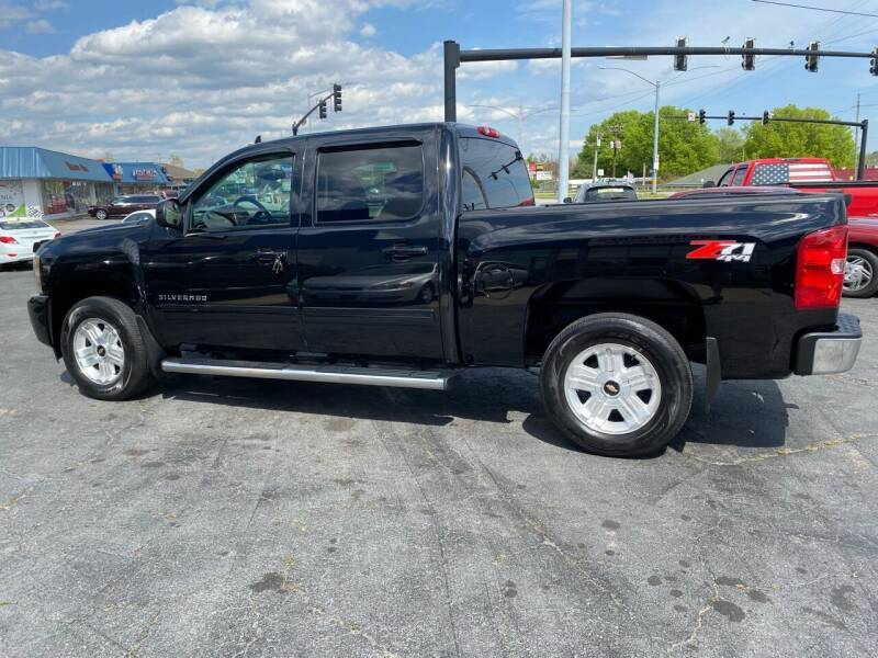 2010 Chevrolet Silverado 1500 for sale at Brian Jones Motorsports Inc in Danville VA