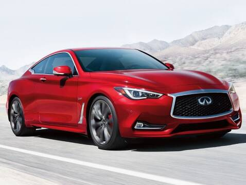 2020 Infiniti Q60 for sale at Diamante Leasing in Brooklyn NY