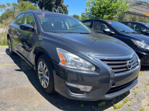 2013 Nissan Altima for sale at Quality Auto Today in Kalamazoo MI