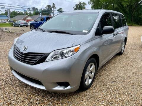 2017 Toyota Sienna for sale at Southeast Auto Inc in Baton Rouge LA