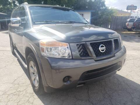2012 Nissan Armada for sale at Tony's Auto Plex in San Antonio TX