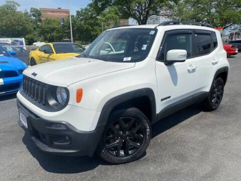 2018 Jeep Renegade for sale at Sonias Auto Sales in Worcester MA