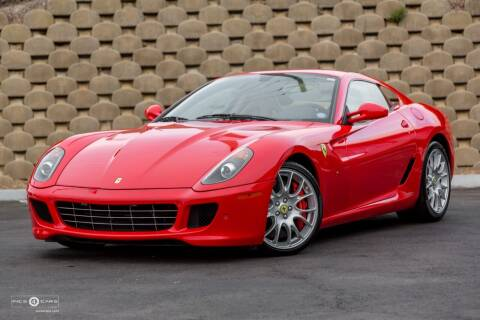 2007 Ferrari 599 for sale at Veloce Motors in San Diego CA