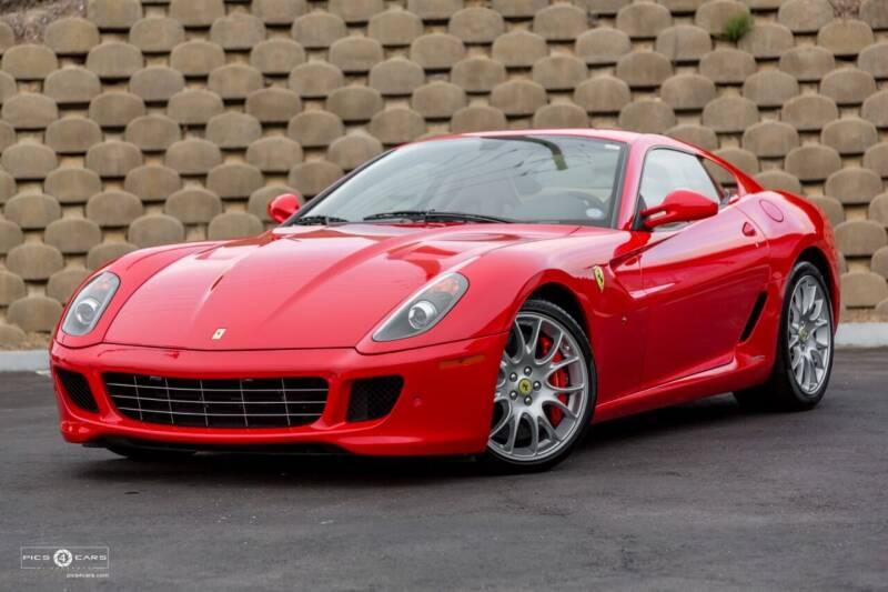 2007 Ferrari 599 for sale at Veloce Motors in San Diego CA