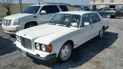 1994 Bentley Brooklands for sale at Cub Hill Motor Co in Stewartstown PA