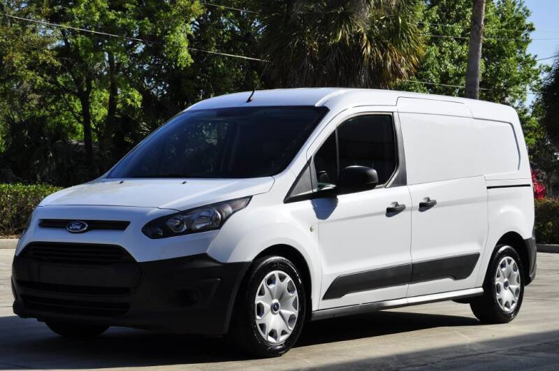 2015 Ford Transit Connect Cargo for sale at Vision Motors, Inc. in Winter Garden FL