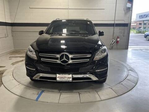 2016 Mercedes-Benz GLE for sale at Luxury Car Outlet in West Chicago IL