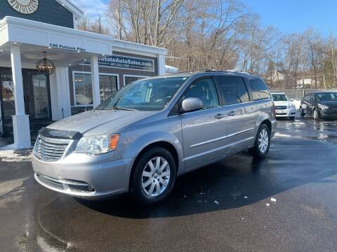 2013 Chrysler Town and Country for sale at Ocean State Auto Sales in Johnston RI
