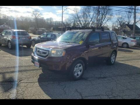 2011 Honda Pilot for sale at Colonial Motors in Mine Hill NJ