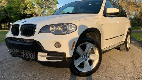 2010 BMW X5 for sale at FLORIDA MIDO MOTORS INC in Tampa FL