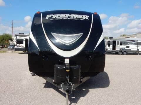 2016 Keystone Bullet Premier 30RIPR for sale at Eastside RV Liquidators in Tucson AZ