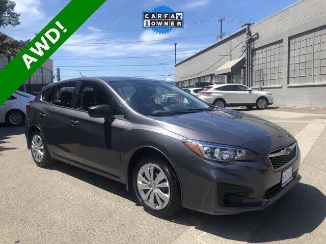 2019 Subaru Impreza for sale at Toyota of Seattle in Seattle WA