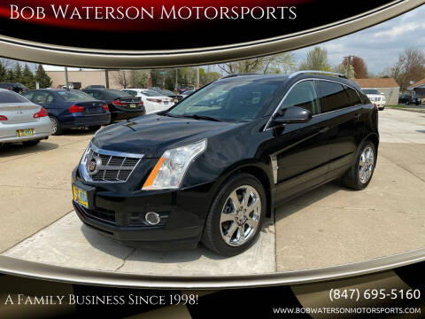 2012 Cadillac SRX for sale at Bob Waterson Motorsports in South Elgin IL