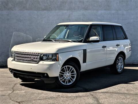 2010 Land Rover Range Rover for sale at Divine Motors in Las Vegas NV