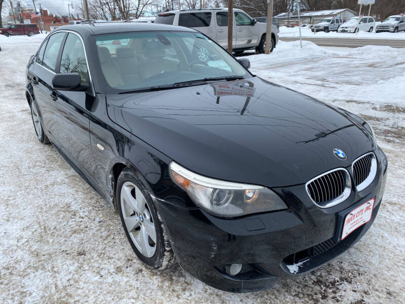 2007 BMW 5 Series for sale at Truck City Inc in Des Moines IA