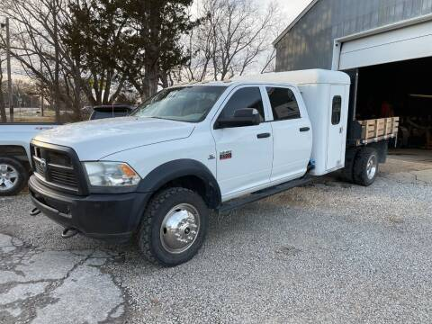 2012 RAM Ram Chassis 4500 for sale at Bailey Auto in Pomona KS