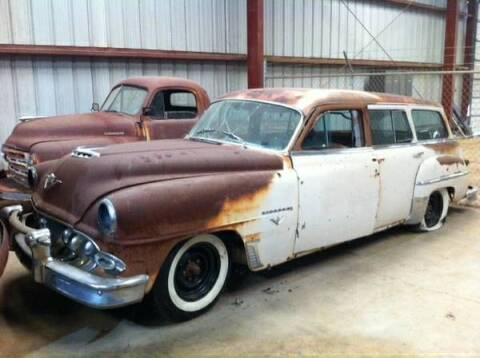 1953 Desoto Wagon