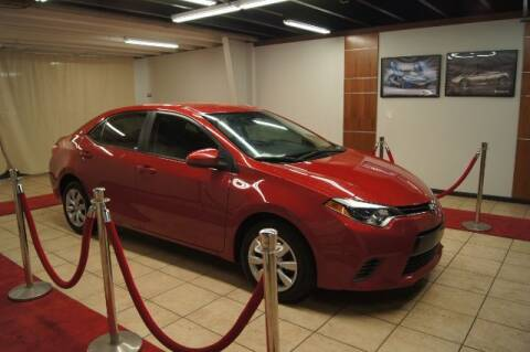 2016 Toyota Corolla for sale at Adams Auto Group Inc. in Charlotte NC