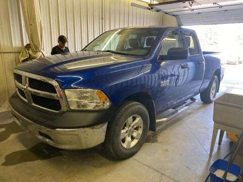 2016 RAM Ram Pickup 1500 for sale at FAST LANE AUTOS in Spearfish SD