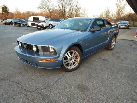 2005 Ford Mustang for sale at Cruisin' Auto Sales in Madison IN