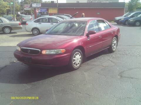 2003 Buick Century for sale at Flag Motors in Columbus OH
