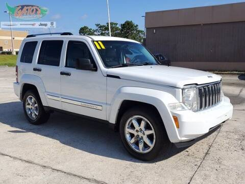 2011 Jeep Liberty for sale at GATOR'S IMPORT SUPERSTORE in Melbourne FL