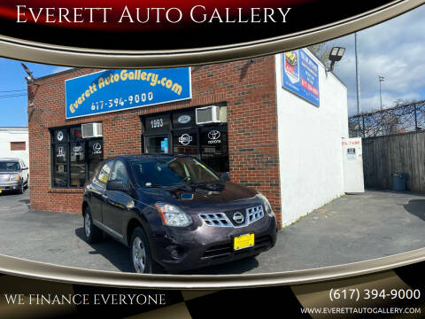 2015 Nissan Rogue Select for sale at Everett Auto Gallery in Everett MA