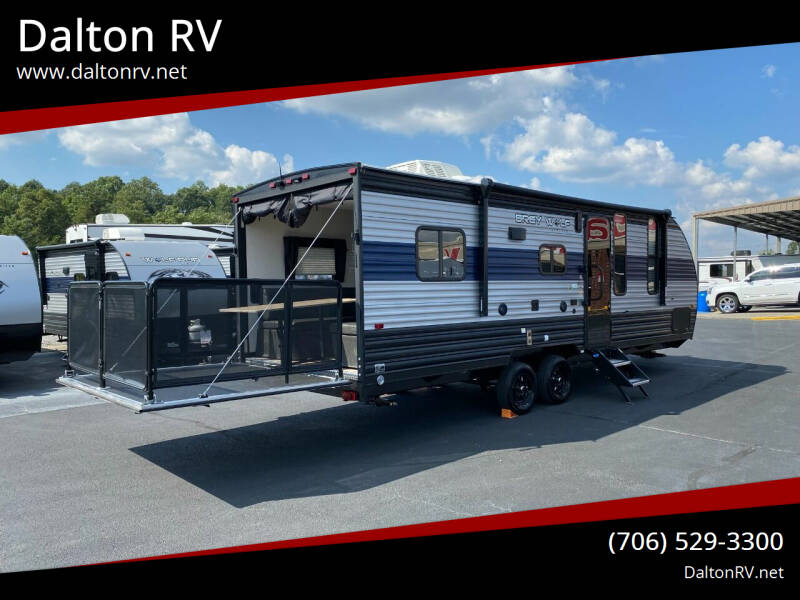 2022 Forest River Grey Wolf 22RR for sale at Dalton RV in Dalton GA