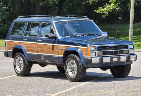 1988 Jeep Wagoneer for sale at Rare Exotic Vehicles in Asheville NC