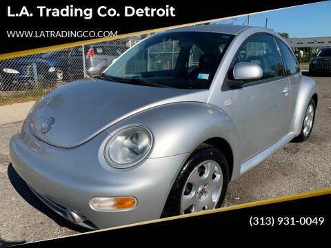 2000 Volkswagen New Beetle for sale at L.A. Trading Co. Detroit - L.A. Trading Co. Woodhaven in Woodhaven MI