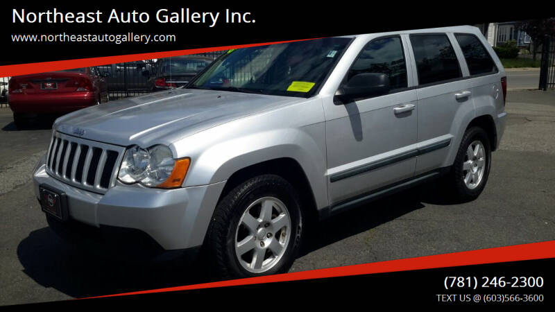 2008 Jeep Grand Cherokee for sale at Northeast Auto Gallery Inc. in Wakefield Ma MA