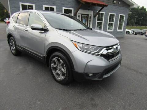 2019 Honda CR-V for sale at Specialty Car Company in North Wilkesboro NC