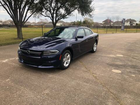 2017 Dodge Charger for sale at Orange Auto Sales in Houston TX