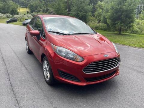 2018 Ford Fiesta for sale at Hawkins Chevrolet in Danville PA