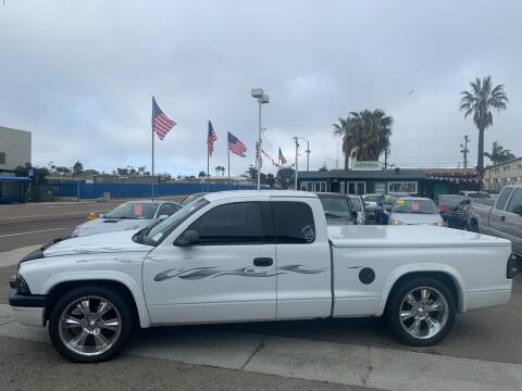 2001 Dodge Dakota for sale at North County Auto in Oceanside CA