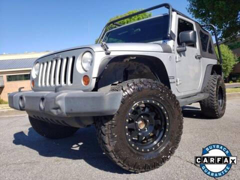 2011 Jeep Wrangler for sale at Carma Auto Group in Duluth GA