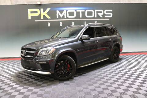 2015 Mercedes-Benz GL-Class for sale at PK MOTORS GROUP in Las Vegas NV