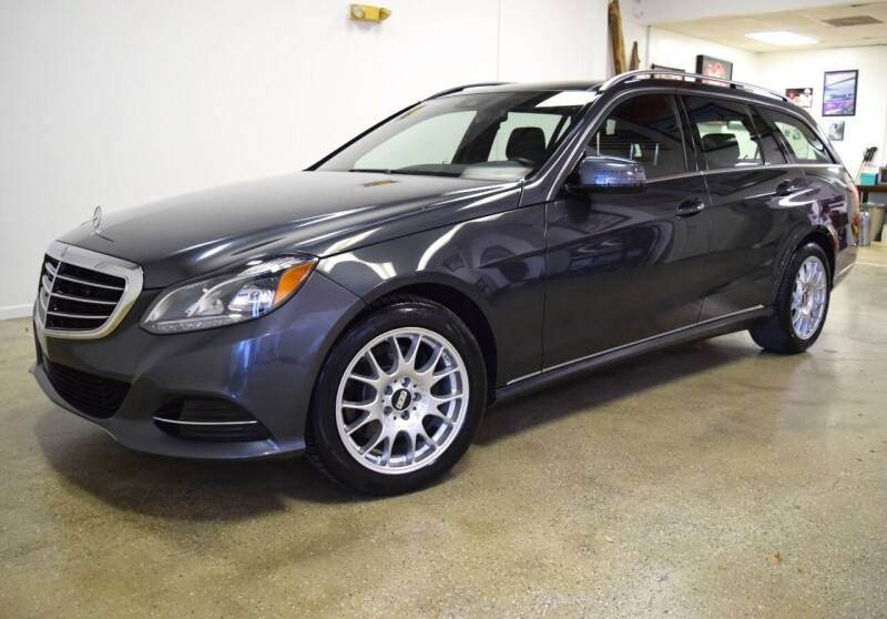 2014 Mercedes-Benz E-Class for sale at Thoroughbred Motors in Wellington FL