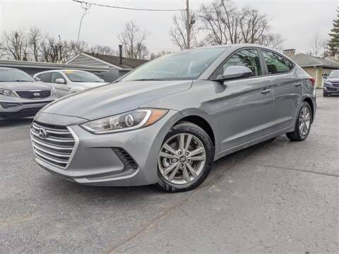 2018 Hyundai Elantra for sale at GAHANNA AUTO SALES in Gahanna OH