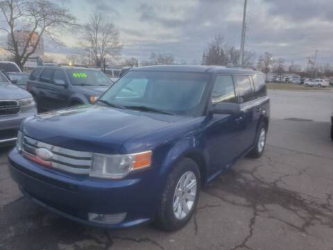 2012 Ford Flex for sale at J & J Used Cars inc in Wayne MI