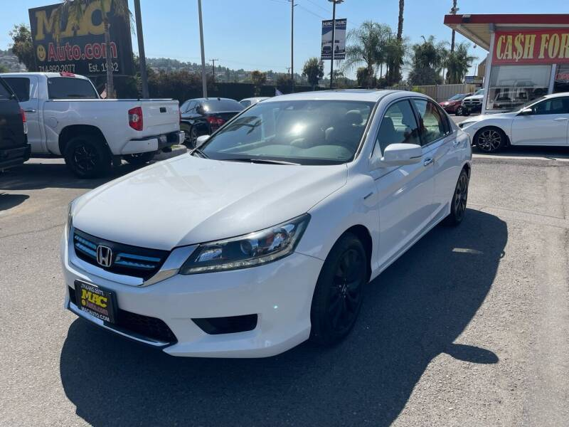 2015 Honda Accord Hybrid for sale in La Habra, CA