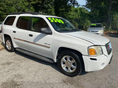 2006 GMC Envoy XL for sale at Super Wheels-N-Deals in Memphis TN
