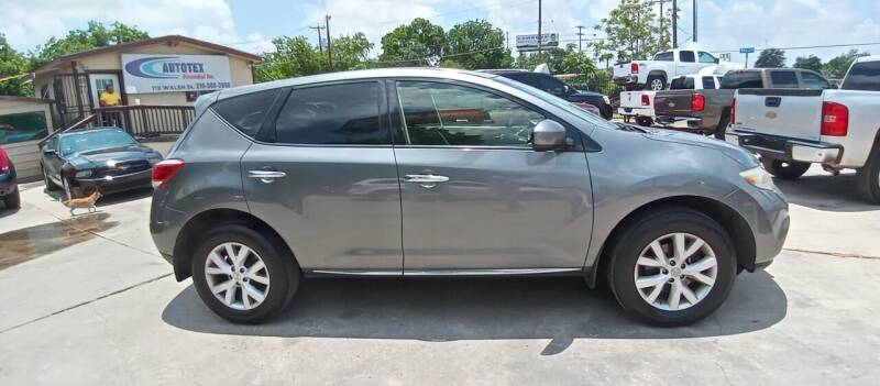 2014 Nissan Murano for sale at AUTOTEX FINANCIAL in San Antonio TX