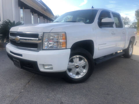 2011 Chevrolet Silverado 1500 for sale at Beckham's Used Cars in Milledgeville GA