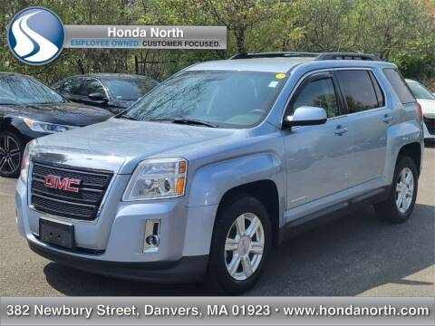 2014 GMC Terrain for sale at 1 North Preowned in Danvers MA