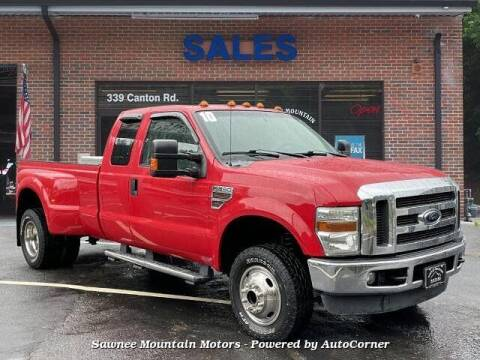 2010 Ford F-350 Super Duty for sale at Michael D Stout in Cumming GA