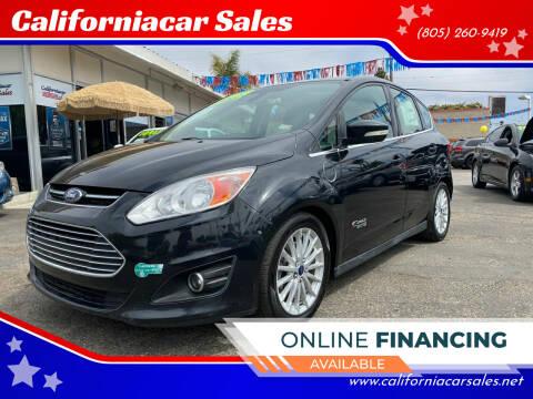 2013 Ford C-MAX Energi for sale at Californiacar Sales in Santa Maria CA