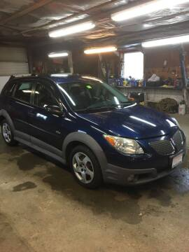 2007 Pontiac Vibe for sale at Lavictoire Auto Sales in West Rutland VT
