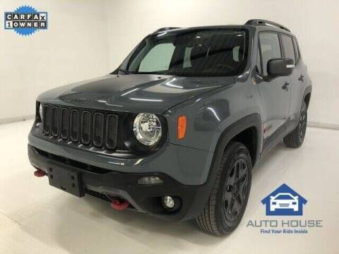2018 Jeep Renegade for sale at MyAutoJack.com @ Auto House in Tempe AZ